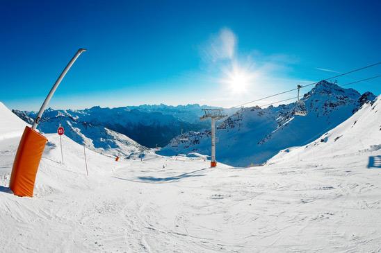 La France, première destination mondiale de ski