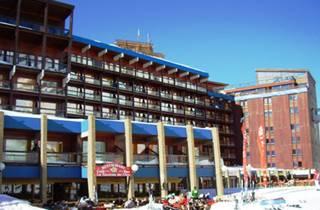 Appartements Aiguille Rouge à Les Arcs 2000