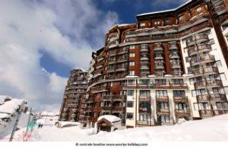 Appartements Alpages 2 à Avoriaz