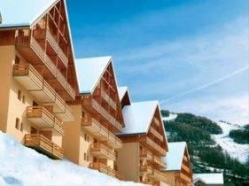 Appartements Chalets Valoria à Valloire
