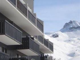 Appartements Gemeaux à Flaine