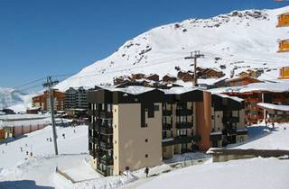 Appartements l'Orcière à Val Thorens