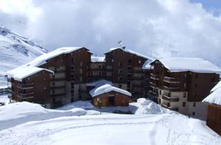 Appartements la Reine Blanche à Val Thorens