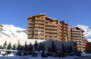 Appartements la Roche Blanche. à Val Thorens