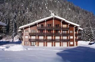 Appartements Le Perce-Neige à Châtel