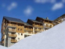 Appartements les Valmonts à Valloire
