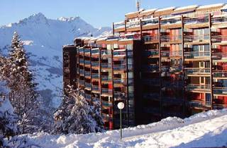 Appartements Nova. à Les Arcs 1800
