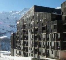 Appartements Villaret. à Les Menuires