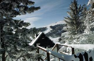Résidence Club VVF Villages Le Mont Ferrand à Super-Besse