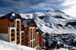 Résidence du Soleil à Les Deux Alpes