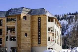 Résidence Hôtel Le New Chastillon**** à Isola 2000