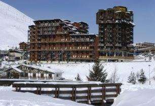 Résidence Pierre & Vacances l'Ours Blanc *** à Alpe d'Huez
