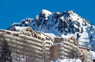 Résidence Pierre & Vacances  Les Terrasses d'Azur*** à Isola 2000