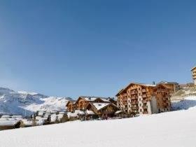 Résidence Pierre & Vacances Premium Les Alpages de Reberty*** à Les Menuires