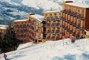 Ski & Soleil - Résidence Aiguille Grive 1 à Les Arcs 1800
