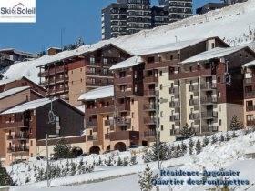 Ski & Soleil - Résidence Argousier à Les Menuires
