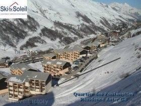 Ski & Soleil - Résidence Aster C3 à Les Menuires