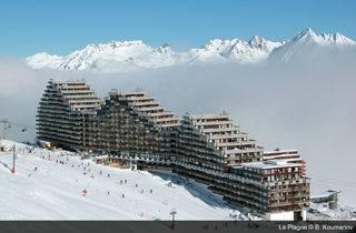 Ski & Soleil - Résidence Chamois à Plagne - Aime 2000