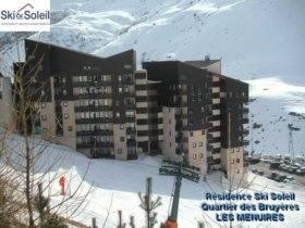 Ski & Soleil - Résidence Ski Soleil I à Les Menuires