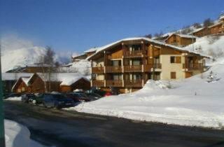 Skissim - Résidence Les Vernettes à Les Deux Alpes
