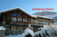 Les Menuires - Saint Martin de Belleville - Appartements 'Balcons de Saint Martin'