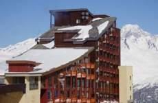 Les Arcs 2000 - Appartements Bel Aval.