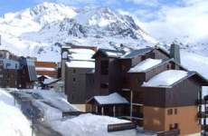 Val Thorens - Appartements Chalet Beausoleil