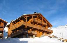 Val Thorens - Appartements Chalet Bouquetin