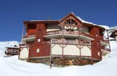 Val Thorens - Appartements Chalet l'Hermine