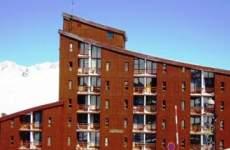 Les Arcs 2000 - Appartements Fond Blanc