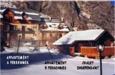 Valloire - Appartements La Borgé