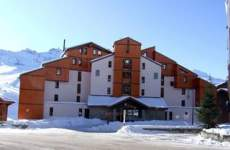 Val Thorens - Appartements le Joker