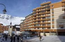 Val Thorens - Appartements le Lac Blanc