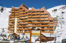 Val Thorens - Appartements le Lac du Lou.