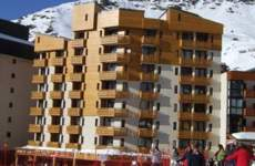 Val Thorens - Appartements le Zenith