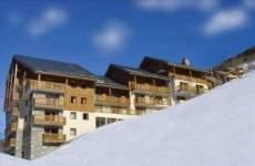 Valloire - Appartements les Valmonts
