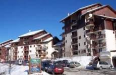 Les Arcs - Peisey Vallandry - Appartements Praz de l'Ours 1
