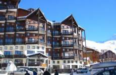Val Thorens - Appartements Silveralp