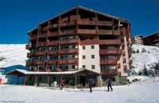 Les Menuires - Appartements Valmonts.