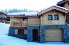 La Tania - Chalet Carlina Extension