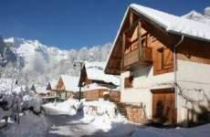 Les Deux Alpes - Chalet Mélèzes