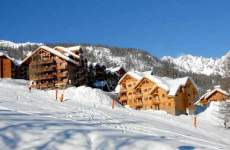 Puy Saint Vincent - La Dame Blanche 52842
