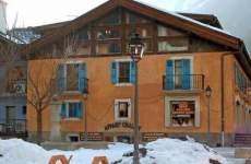 Chamonix - Le Sommet du Bourg