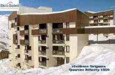 Les Menuires - Ski & Soleil - Résidence Les Origanes