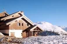 Alpe d'Huez - Vue et Soleil