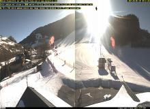 Webcam Aillons-Margeriaz Pied des pistes - Station