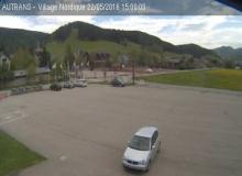 Webcam Autrans Nordique village