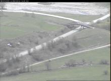 Webcam Bessans Val D'arc La passerelle olympique