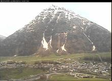 Webcam Bessans Val D'arc Village de Bessans et Tierce