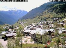 Webcam Champagny en Vanoise Village - Alt.1250 m